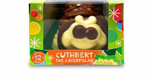 Fans praise Aldi after they bring back Cuthbert the Caterpillar cake for charity
