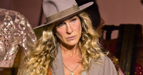 Sarah Jessica Parker returns to set of And Just Like That after co-star's death