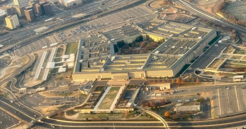 US defence HQ The Pentagon on lockdown after gunshots fired outside