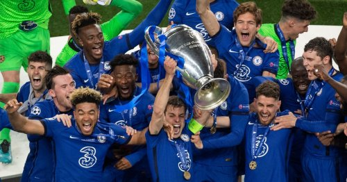 UEFA release latest club rankings with Liverpool and Chelsea pipped to top spot