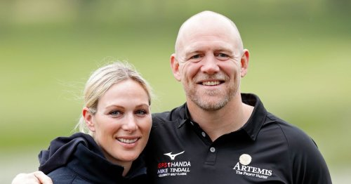 Mike Tindall opens up on his father's heartbreaking Parkinson's illness