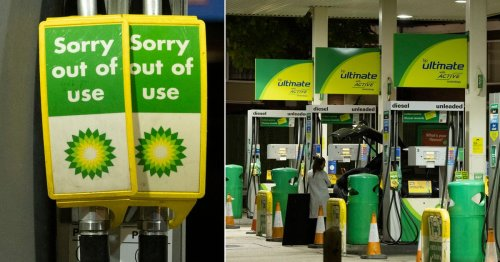 Covid in Scotland LIVE as fuel shortages start to hit Scotland's forecourts