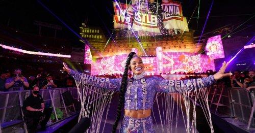 WWE WrestleMania 37 night one match star ratings