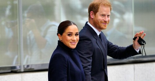 Meghan and Harry reunite with matchmaker for £16 martinis on glam NY night out