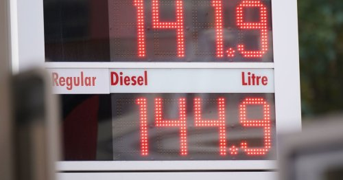 Petrol prices hit record high with £15 added to cost of filling up tank