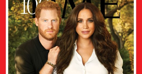 Meghan and Prince Harry's Time photographer has touching link to Prince Philip