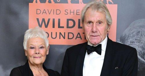 Dame Judi Dench and David Mills enjoy living separately too much to get married