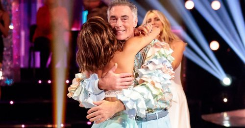 Strictly's Greg Wise eliminated after disaster dance off with Judi Love