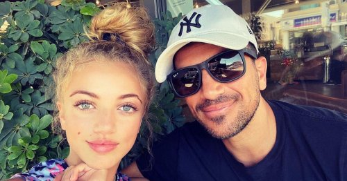 Peter Andre's daughter accidentally gives away his health scare on Instagram