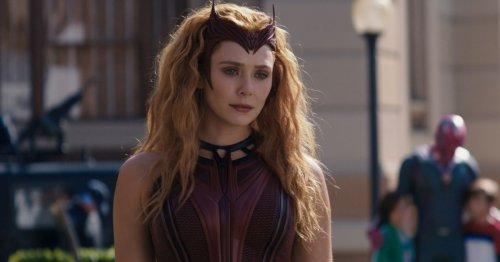 Elizabeth Olsen says there won't be a second season of WandaVision