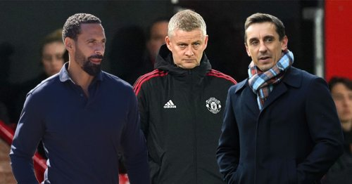 Rio Ferdinand contradicts Gary Neville with Man Utd and Solskjaer demand