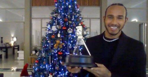 Hamilton beats Henderson to win BBC Sports Personality of the Year award
