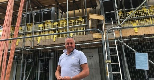 Greedy developer demolished popular 200-year-old village pub without permission