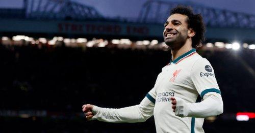 "Inside Liverpool's ""big"" dressing room celebrations after thrashing Man Utd"
