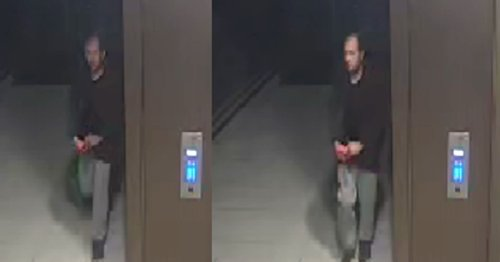 New CCTV footage of mystery man as police hunt for Sabina Nessa's killer