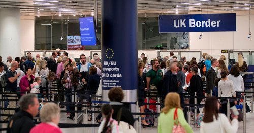 Opening borders to US and EU 'doesn't make sense' warns scientist