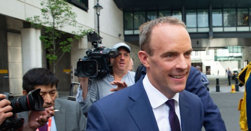 Fury at Dominic Raab's 'illegal' plot to force Brexit by closing Parliament