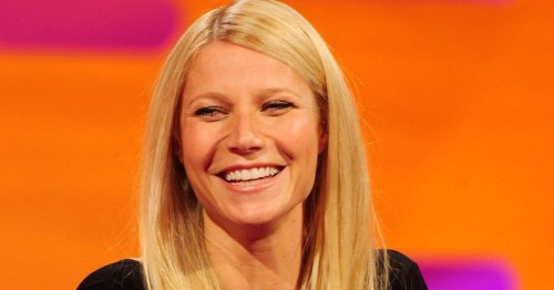 Gwyneth Paltrow once sang a very rude song for Jack Black - and made him blush