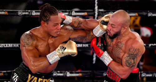 Anthony Yarde can't afford third career defeat against rival Lyndon Arthur