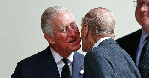 Philip asked 3 things of Charles in final days - including caring for the Queen