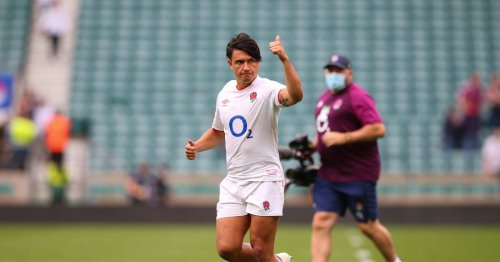 Eddie Jones hails steep contest for places after naming England's autumn squad