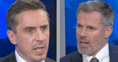 Neville has Solskjaer sack row with Souness and Carragher