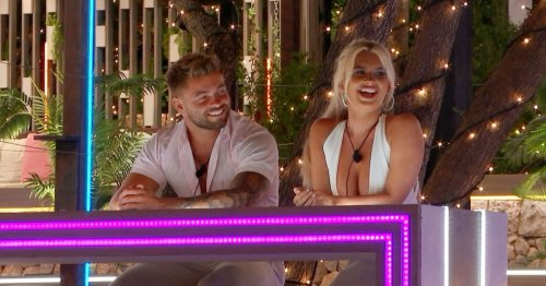 Love Island has first official couple as Jake asks Liberty to be his girlfriend