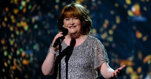 Susan Boyle speaks out after surprise appearance at Tokyo Olympics ceremony