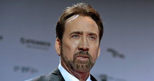 Nicolas Cage won't star as Joe Exotic as Amazon 'shelves' Tiger King series
