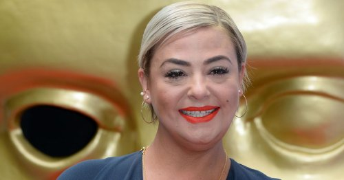 Lisa Armstrong shows off dramatic new look backstage at Strictly Come Dancing