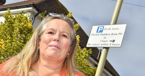 Family-of-6 forced to pay £255 to park outside home as council refuses permit