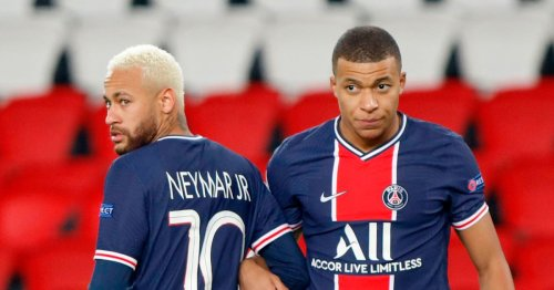 Neymar's comments on Kylian Mbappe hint at his summer transfer plans