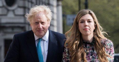 Boris Johnson and Carrie Symonds rent out £1.2million London home to raise cash