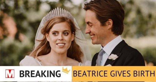Princess Beatrice welcomes baby girl with husband Edoardo Mapelli Mozzi