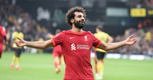 Liverpool boss Klopp spot on with Ronaldo and Messi claim about Salah