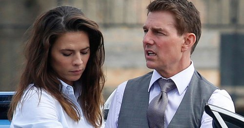 Tom Cruise 'splits from Mission Impossible co-star Hayley Atwell'