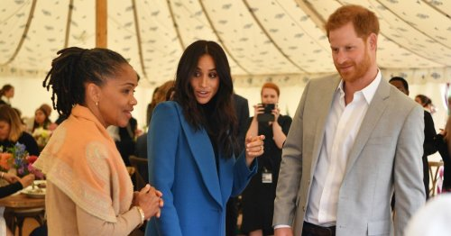 Meghan Markle 'paid tribute to mum Doria Ragland' by naming daughter Lilibet