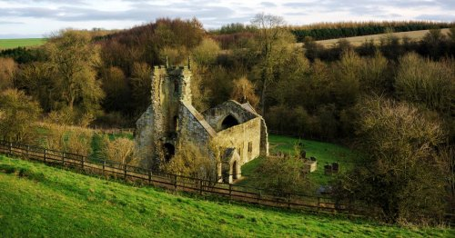 Inside the lost British village abandoned for hundreds of years