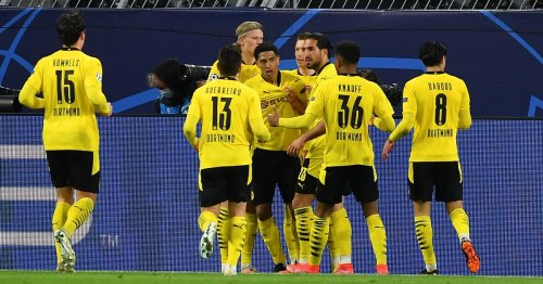 Dortmund confirm they will not join the Super League in blow for new competition