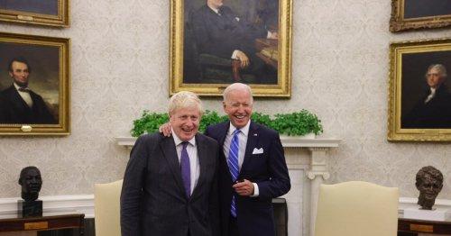 Boris Johnson should 'boost it like Joe Biden' and invest in the UK economy