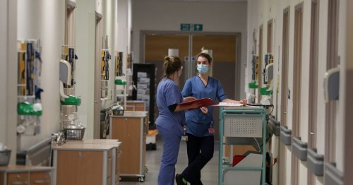 Code black alert as hospitals in 'NHS crisis' with cancer treatment put on hold