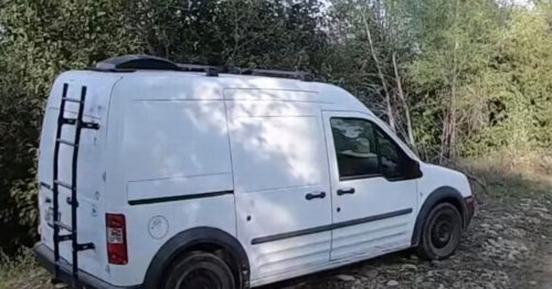 Missing Gabby Petito's van spotted by national park before body found in search
