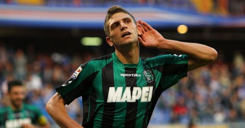 Domenico Berardi's future has already been addressed amid Chelsea transfer link