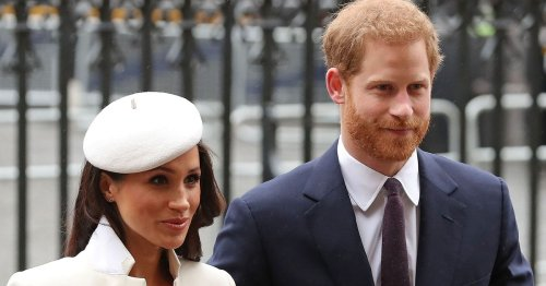 Queen's feisty cousin who was cast out of royal family slams Meghan and Harry