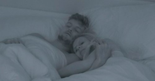 Love Island fans spot bedtime clue that shows Hugo secretly fancies Chloe