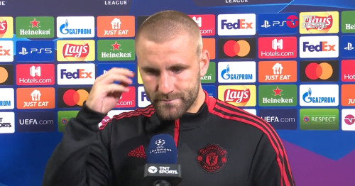 Shaw told Woodward he was treating Man Utd players like children in furious call