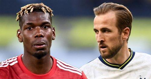 Paul Pogba set to leave Man Utd as Man City ready £160m Harry Kane bid