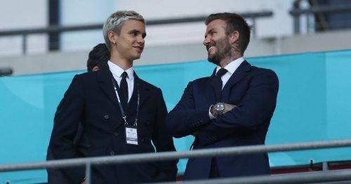 Beckham's son Romeo set to make professional debut for US side Fort Lauderdale