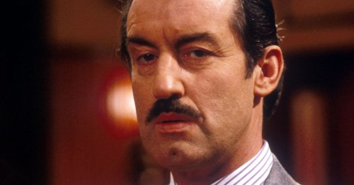 Paul Whitehouse's emotional dedication to late Only Fools star John Challis