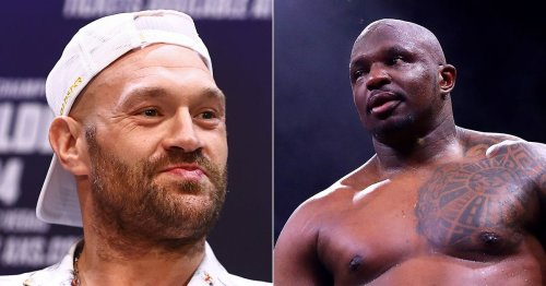 Bob Arum proposes mega-fight between Tyson Fury and Dillian Whyte in the UK